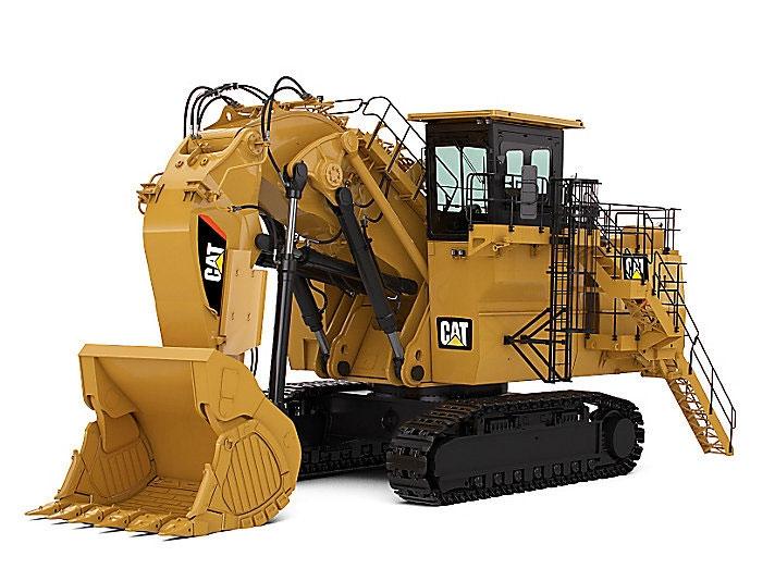 hydraulic shovel