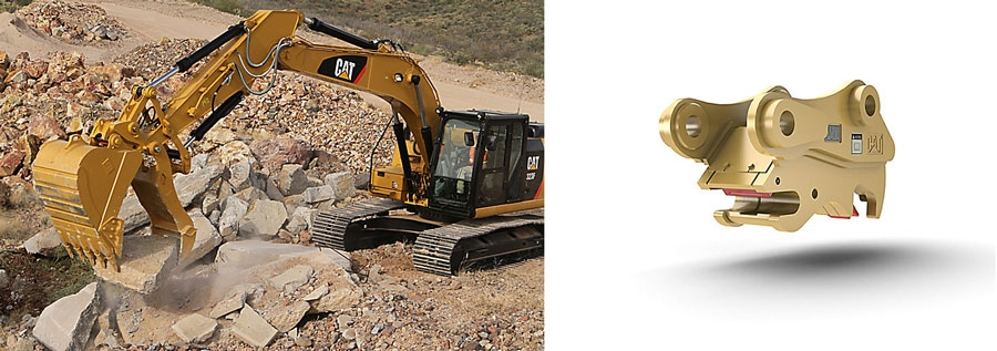 Excavator Coupler