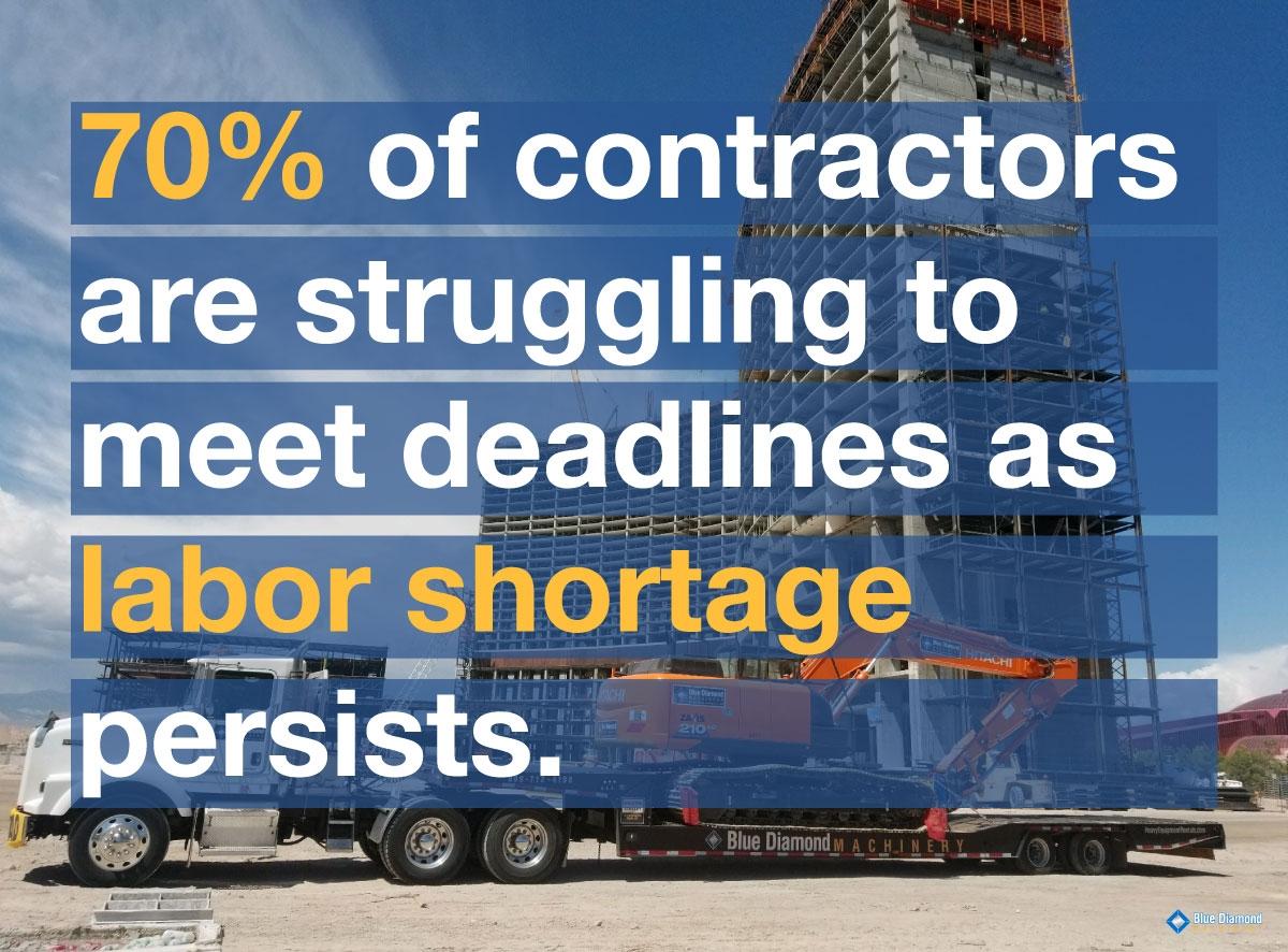 construction labor shortage