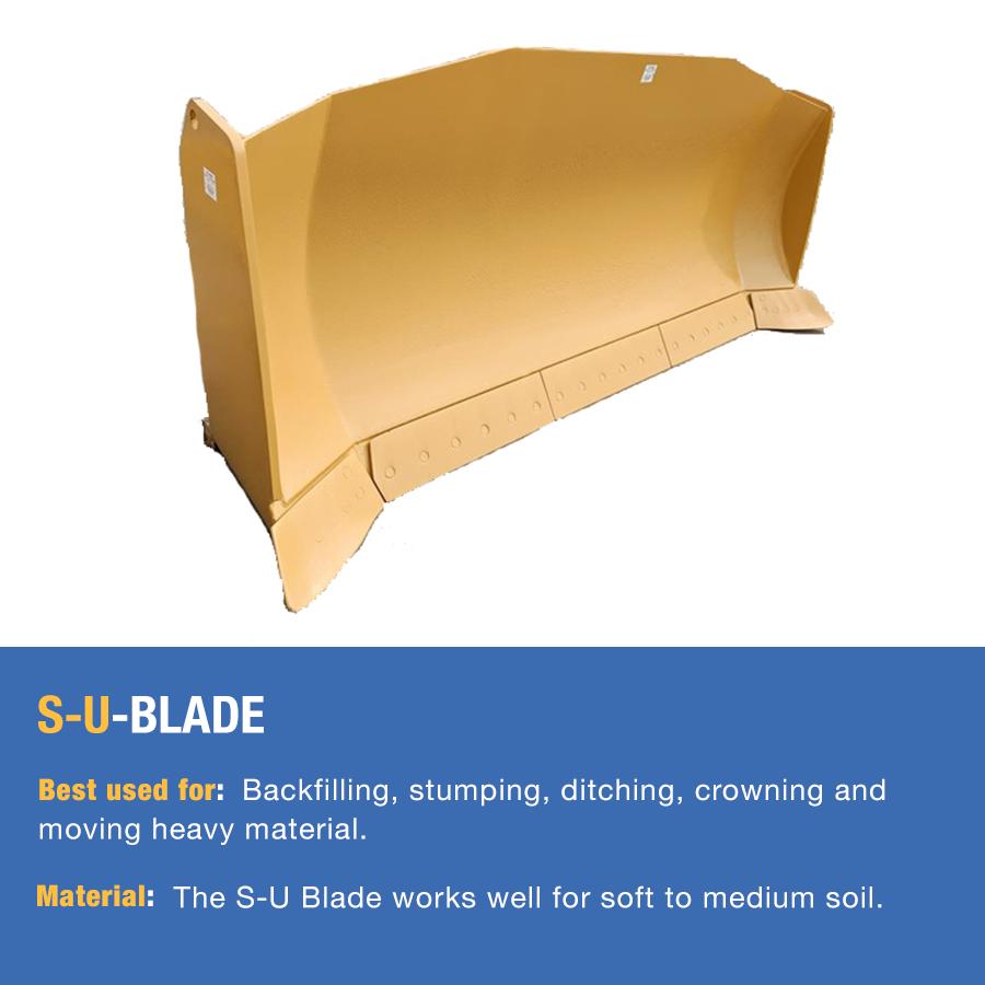 Dozer SU blade