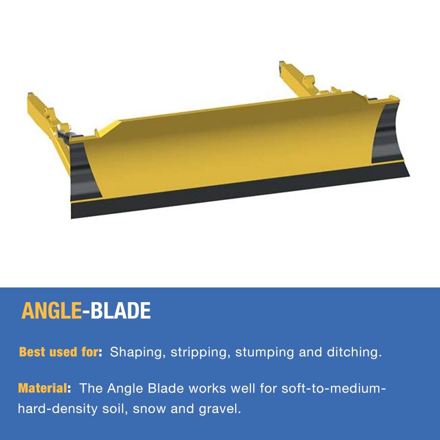dozer angle blade