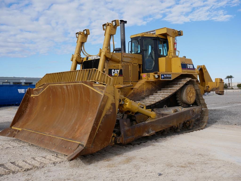 CAT D10R Dozer | Heavy Equipment Rentals | Blue Diamond