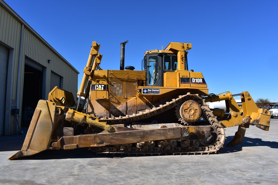 CAT D10R Dozer for sale | Used Heavy Equipment | Blue
