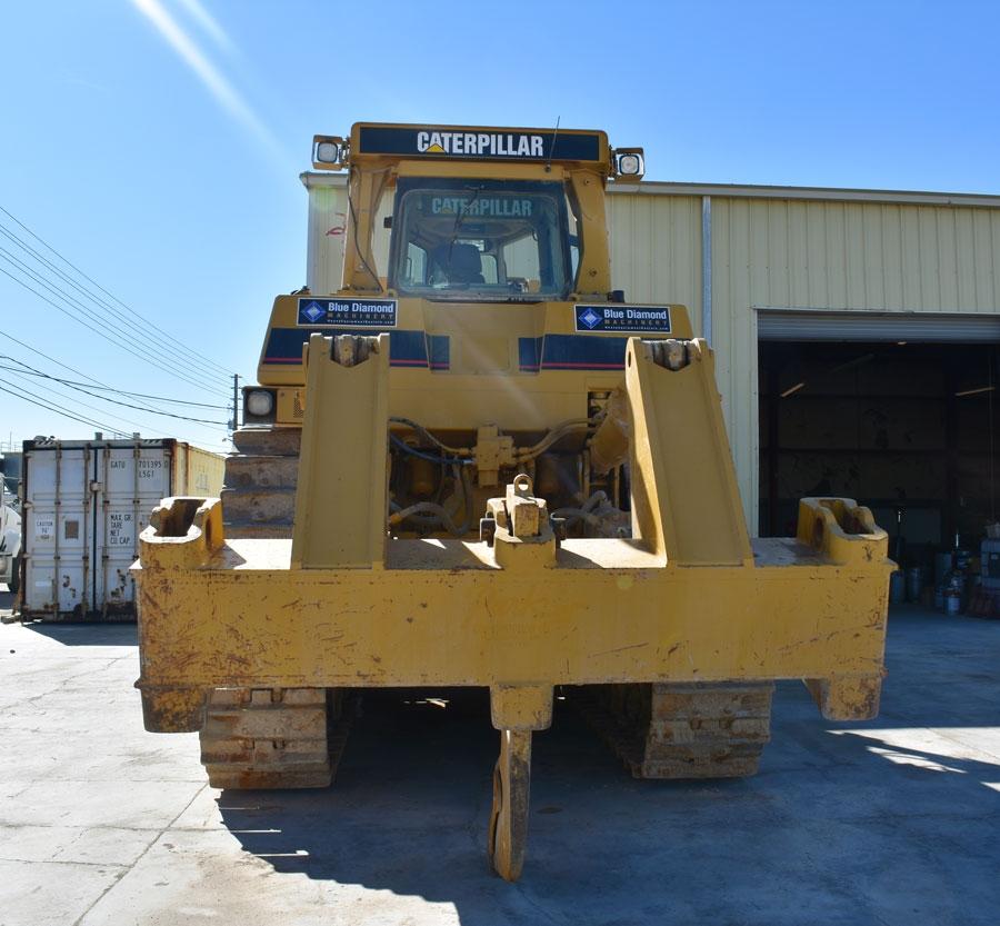 Cat D10r Dozer Heavy Equipment Rentals Blue Diamond