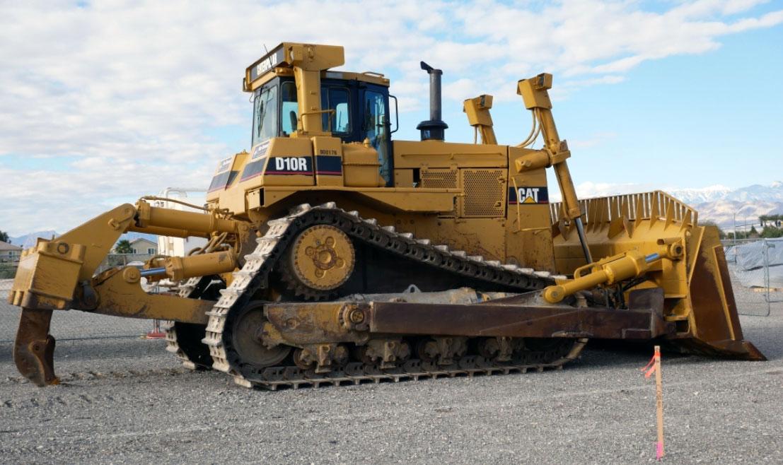 CAT Dozer D10R