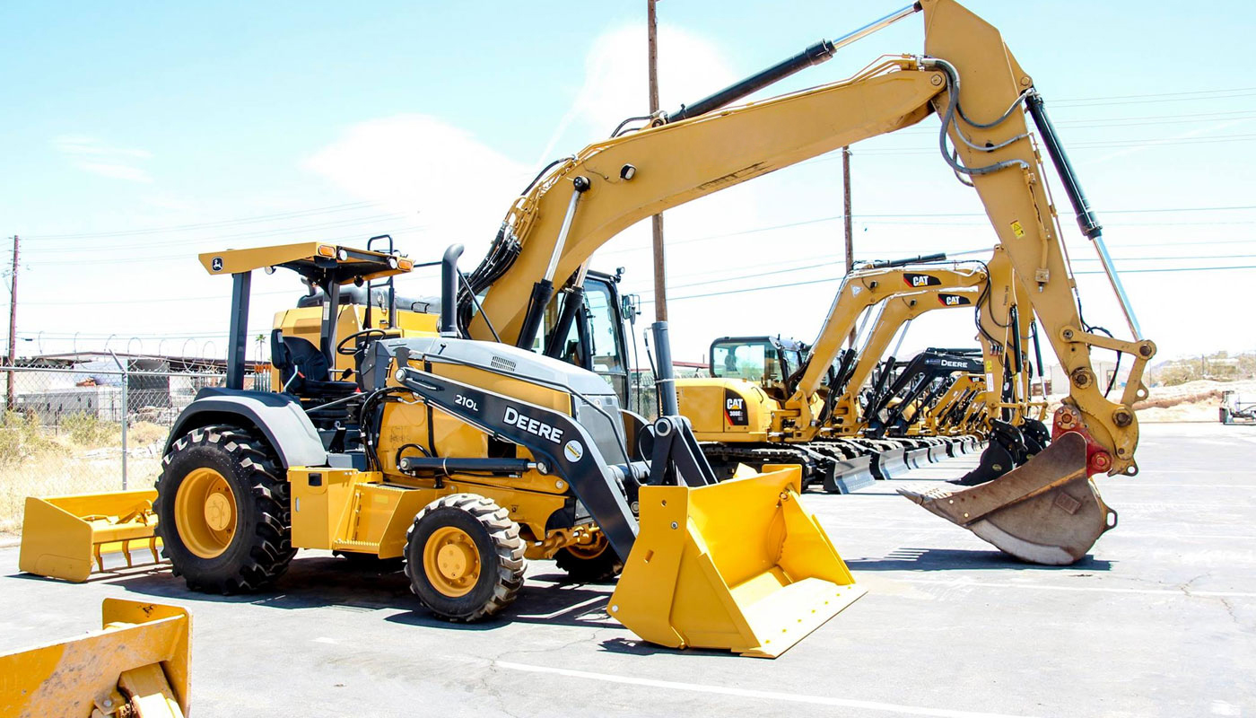 John Deere Equipment
